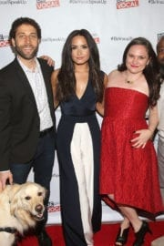 Demi Lovato Stills at Her Excutively Produced Beyond Silence Movie