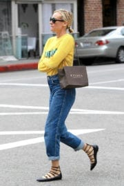 Diane Kruger Stills Out and About in Beverly Hills