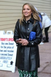 Dianna Agron Out and About in Park City