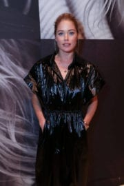 Doutzen Kroes at Peter Lindbergh on Beauty: Presented by Pirelli Calendar in New York