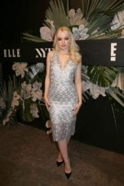 Dove Cameron at Who What Wear Fashion Show in New York