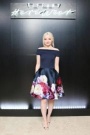 Dove Cameron Stills at Tiffany and Co. Hardwear Launch Party in New York