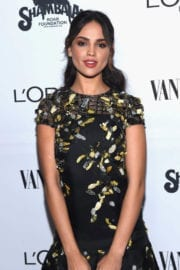 Eiza González Stills at Vanity Fair and L'Oreal Paris Toast to Young Hollywood