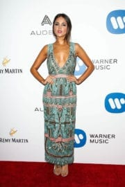 Eiza Gonzalez at Warner Music Group Grammy After Party in Los Angeles