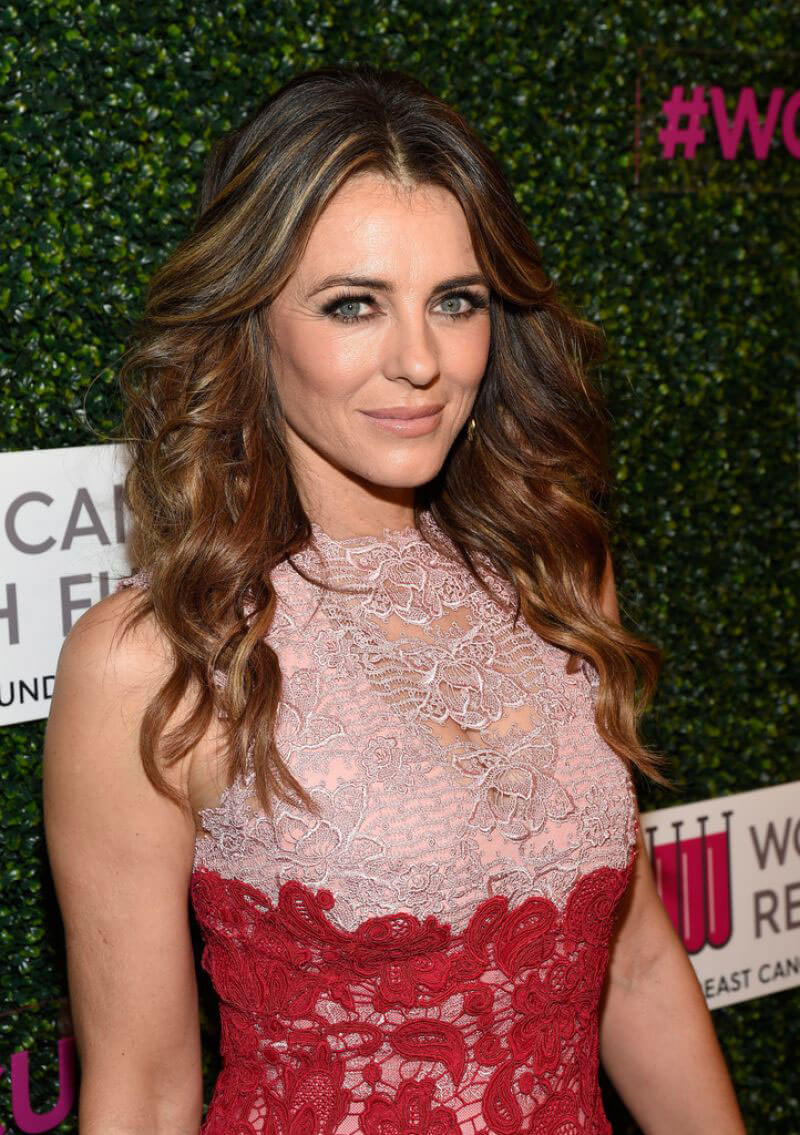Elizabeth Hurley Stills at WCRF An Unforgettable Evening in Beverly Hills