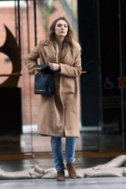 Elizabeth Olsen Stills Out and About in Los Angeles