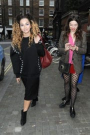 Ella Eyre Stills Out and About in London