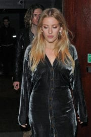 Ellie Goulding Stills at Fabric in London