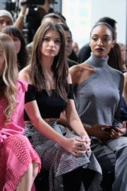Emily Ratajkowski Stills at Michael Kors Fashion Show in New York