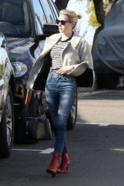 Emma Roberts Out and About in Beverly Hills