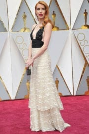 Emma Roberts Stills attends the 89th Annual Academy Awards at Hollywood