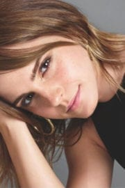 Emma Watson for Entertainment Weekly March 2017