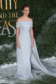 Emma Watson Stills at Beauty and the Beast Launch Event in London