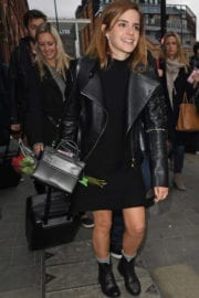 Emma Watson Stills at Gare Du Nord in Paris