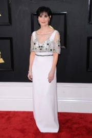 Enya at 59th Annual Grammy Awards in Los Angeles