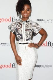Erica Tazel at 'The Good Fight' Premiere in New York
