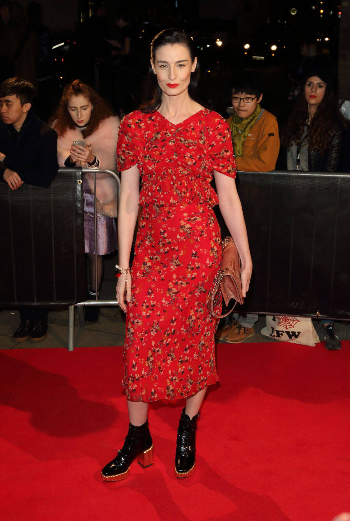 Erin O'Connor Stills at The Naked Heart Foundation Fabulous Fund Fair in London