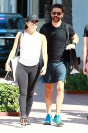 Eva Longoria Out and About in Miami