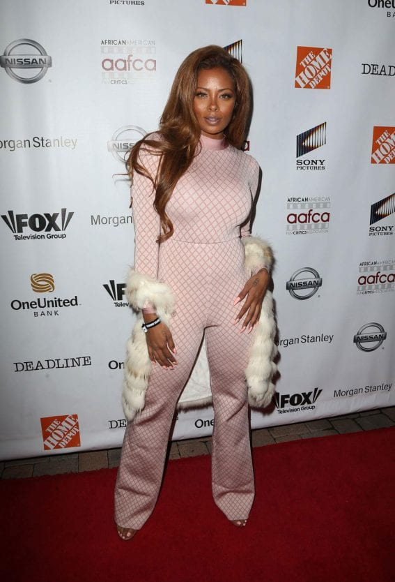 Eva Marcille at 8th Annual AAFCA Awards in Los Angeles