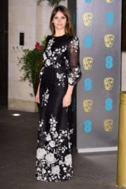Felicity Jones at 2017 BAFTA After Party in London