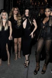 Fifth Harmony at Catch LA in West Hollywood