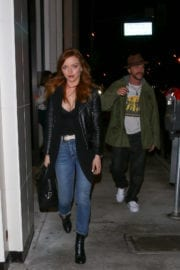 Francesca Eastwood at Catch LA in West Hollywood