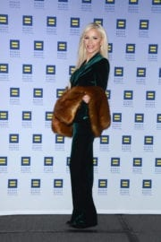 Gigi Gorgeous Stills at 2017 Human Rights Campaign Greater New York Gala