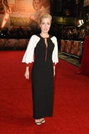 Gillian Anderson Stills at Viceroy's House Premiere in London