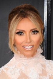 Giuliana Rancic at 59th Annual Grammy Awards in Los Angeles