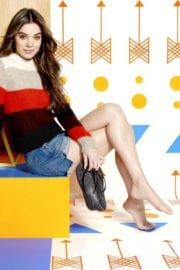 Hailee Steinfeld for Reef Escape Spring/Summer 2017 Collection