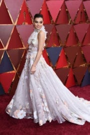 Hailee Steinfeld Stills at 89th Annual Academy Awards in Hollywood