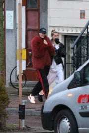 Hailey Rhode Baldwin and Kendall Jenner Stills Out and About in Amsterdam