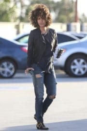 Halle Berry Out and About in Santa Monica
