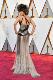 Halle Berry Stills at 89th Annual Academy Awards in Hollywood