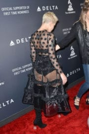 Halsey Stills at Delta Air Lines Official Grammy Event in Los Angeles