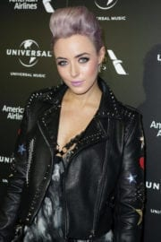 Hatty Keane Stills at Universal Music Pre-brit Award Party in London