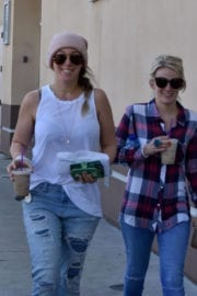 Haylie Duff Stills Out and About in Studio City