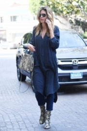 Heidi Klum Stills Out and About in Beverly Hills