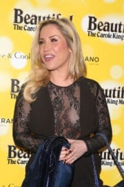 Heidi Range Stills at Beautiful - The Carole King Musical Birthday Gala in London