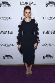 Holland Roden Stills at Vanity Fair and L'Oreal Paris Toast to Young Hollywood
