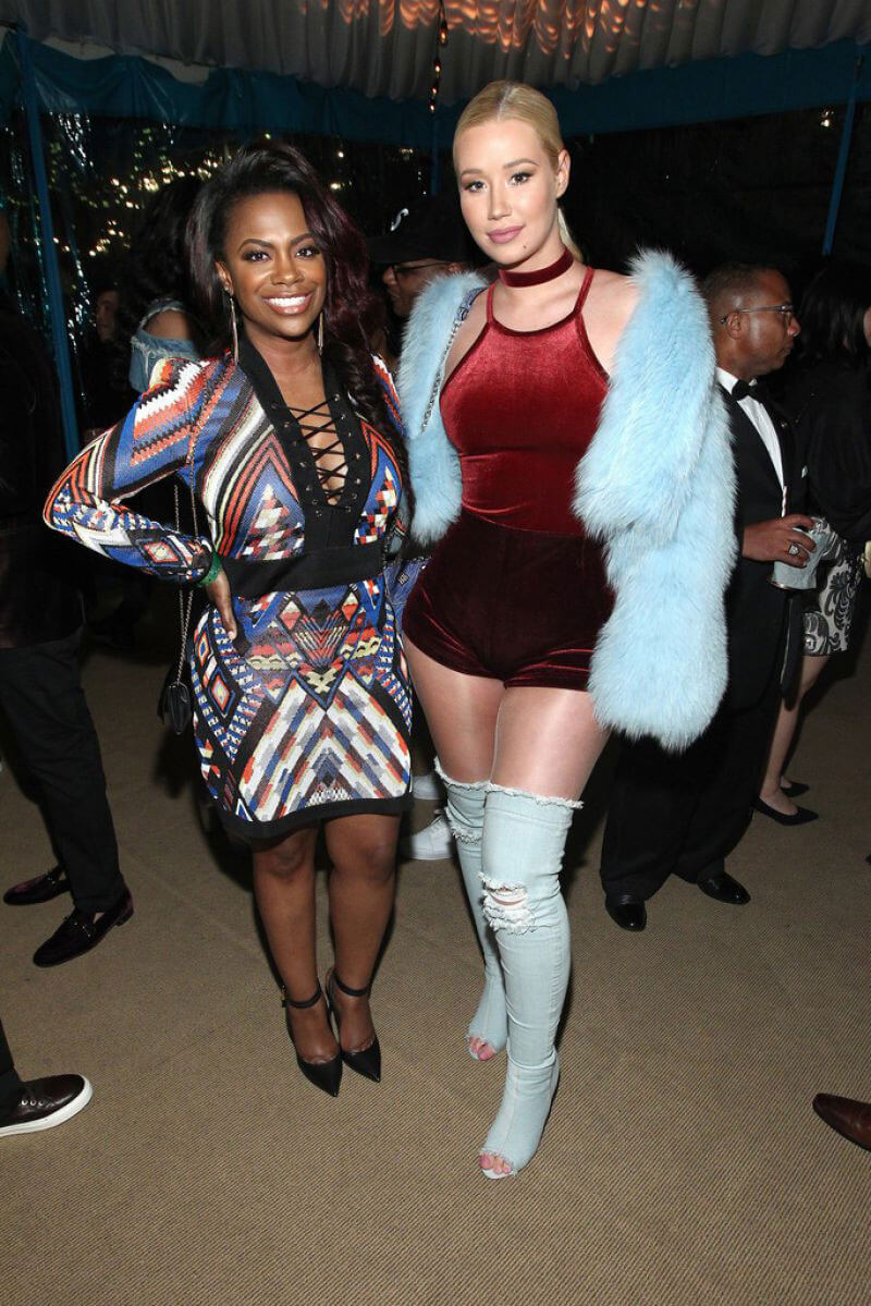 Iggy Azalea at Def Jam Grammy After Party in Los Angeles