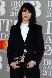Imelda May Stills at Brit Awards 2017 in London