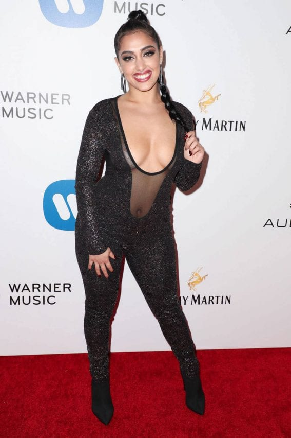 Inas X at Warner Music Group Grammy After Party in Los Angeles