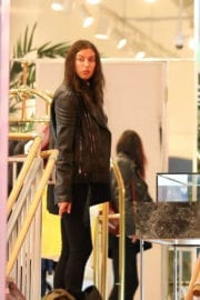 Irina Shayk Out Shopping in West Hollywood