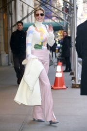 Ivanka Trump Out and About in New York