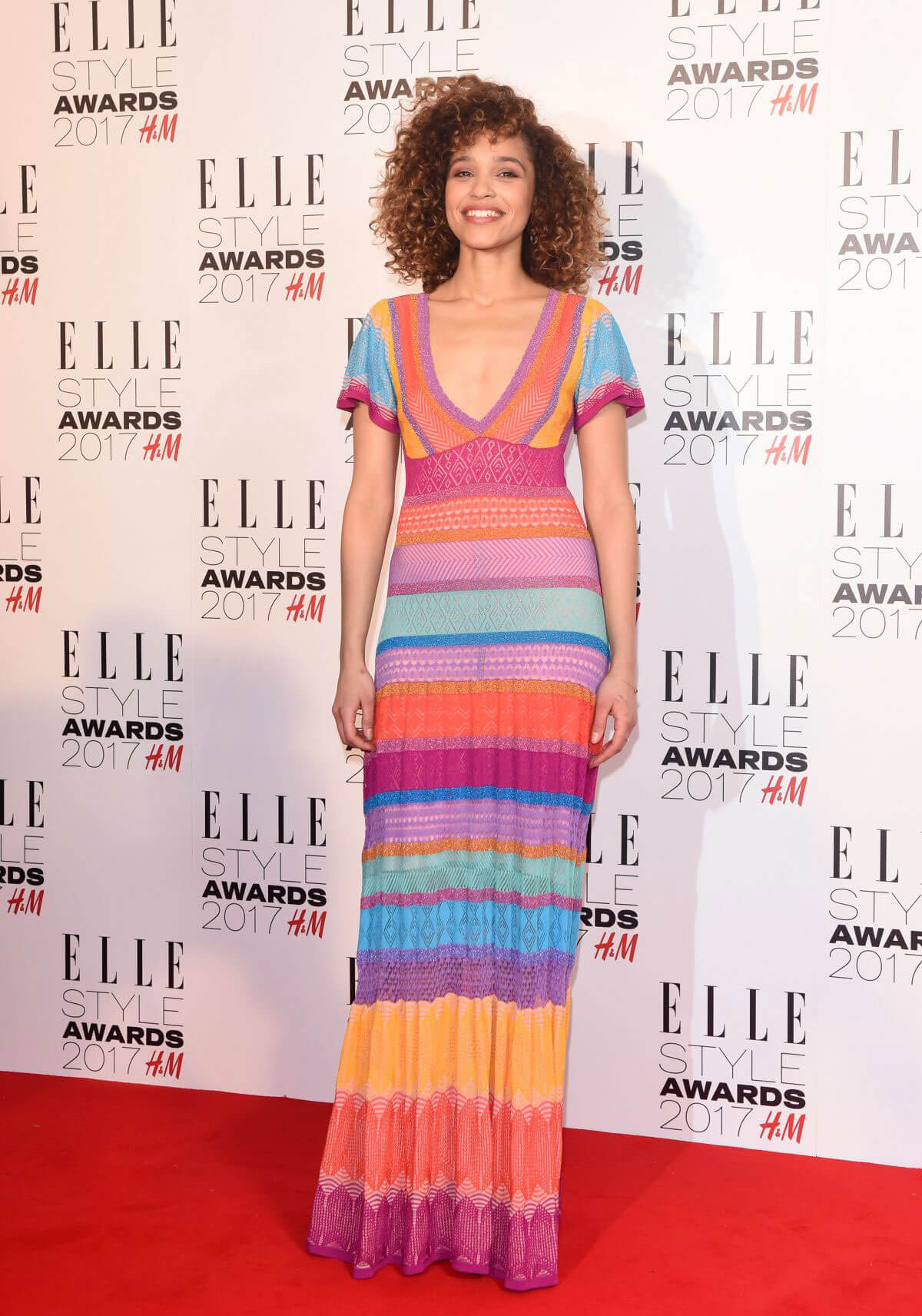 Izzy Bizu at Elle Style Awards 2017 in London