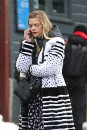 Jaime King Out and About in Park City