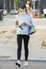 Jaime King Stills Out and About in Beverly Hills