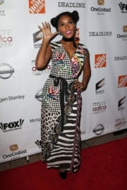 Janelle Monae at 8th Annual AAFCA Awards in Los Angeles
