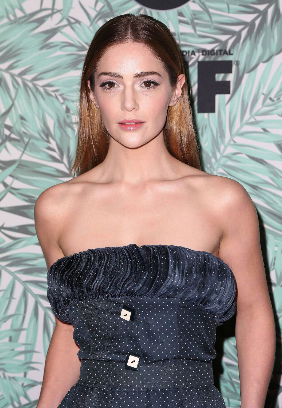 Janet Montgomery Stills at 10th Annual Women in Film Pre-oscar Party in Los Angeles
